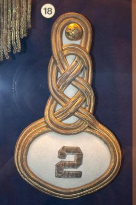 Insignia Or Shoulder Knot (1 Of 2) Dup