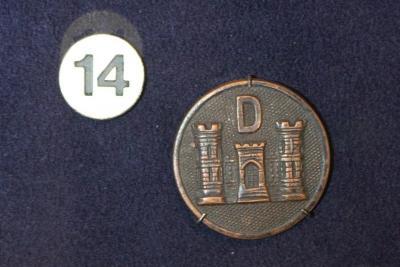 Collar Disc, U.S. Engineers