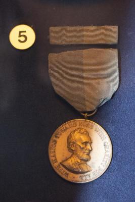 Insignia, Civil War Service Medal