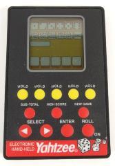 Game, Electronic Yahtzee