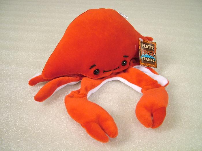 Glove Puppet, Crab