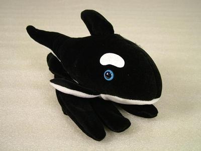 Glove Puppet, Orca